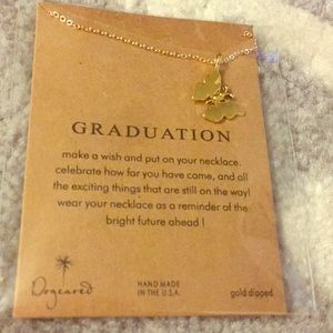 "🔵 Dogeared Butterfly ""Graduation"" Necklace"
